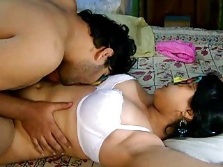 Amateur Indian Savita is being fucked hard