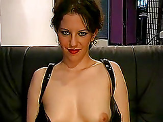 Tits fondled to a steamy blowjob then an ultimate all-styles throbbing in a reality shoot