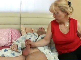Chubby czech housewife anal sex feat. Milena