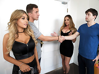 Brazzers – Sister Swap: Part 1