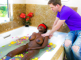 Soaking Stepmom