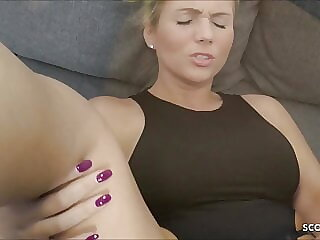 GERMAN MILF TATJANA YOUNG PRIVAT SEX WITH HUGE BLACK COCK
