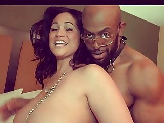 Beautiful Milf Loves creampie from younger Black Men.