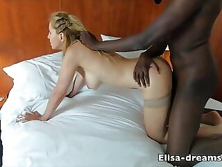 Sex Challenge 2019: Hotwife fucked by a BBC