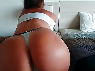 Beautiful Bum in G String