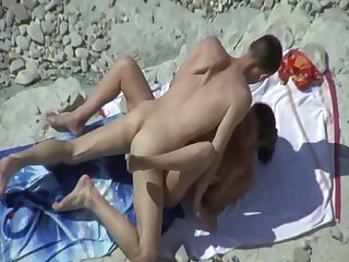 Caught pounding her pussy missionary style