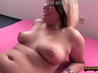 Mature doctor fingers patient and uses dildo treatment