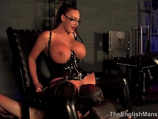 Mistress Pandora Released for Her Pleasure