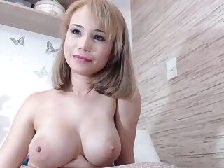 Gaping Ass Fisted By A Solo Playing Babe