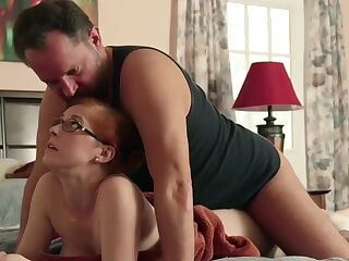Learning Anal With Not Her Dad  N15