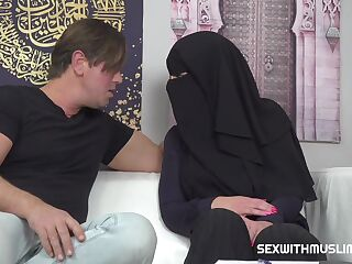 Muslim girl caught doing nothing gets punished