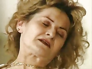 Three Sexy French Grannies Getting Fucked In Hardcore Movie