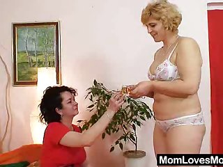 Hairy pussy as the star of the alluring lesbian action