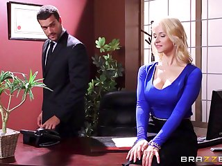Persuasive gal Caught Her Step Brother Jerking Off pending rough sex.